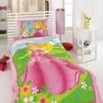 çitli başlıklı şık sindiy desenli kız çocuk odası takımları modelleri