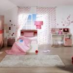 2013 popüler kız çocuk odası modelleri tasarımları