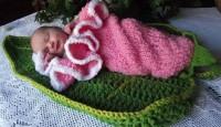 Örgü Bebek Tulum Ve Kundak Örnekleri