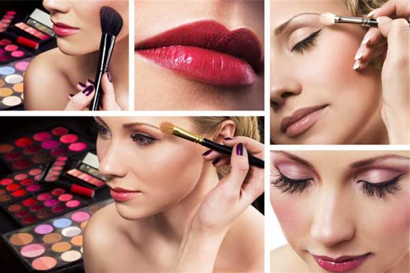 прически и макияж видео скачать