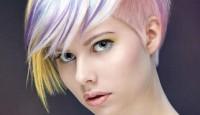 Modern ve Çılgın Saç Renkleri