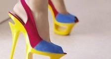 Çılgın Ayakkabı Ve Çizme  Tasarımları