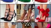 Sivri Burun Ayakkabı Tasarımları