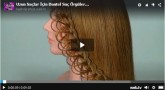 Uzun Saçlar İçin Dantel Saç Örgü Nasıl Yapılır