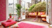 Modern Bahçe  Ve Teras Dekorasyonu