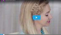 Yandan Fiyonklu Saç Modeli Nasıl Yapılır