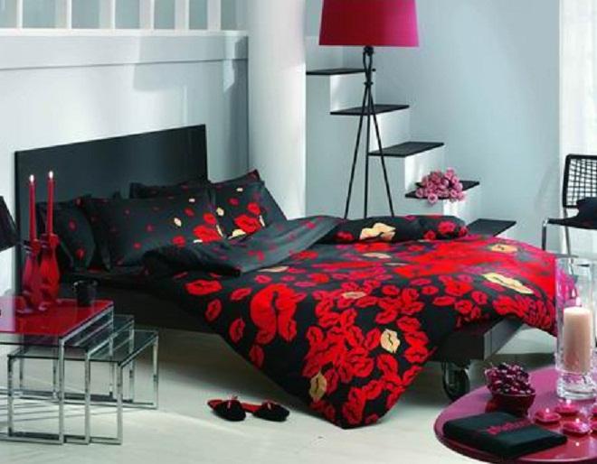 A k p c k bir arada ta nevresim tak m modeli for Harley quinn bedroom designs