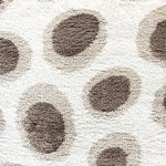 benekli desenli bahariye halı örnekleri tredn tasarımları