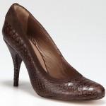 castra kahverenkli hotiç bayan ayakkabı modeli
