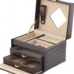 deri takı kutusu hediyelik eşya modeli