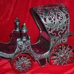el yapımı fayton hediyelik eşya modeli