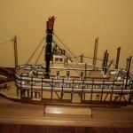 el yapımı gemi hediyelik eşya modeli