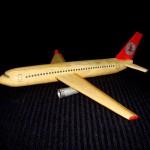 el yapımı uçak hediyelik eşya modeli