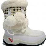 flubber beyaz renkli kar botu modeli