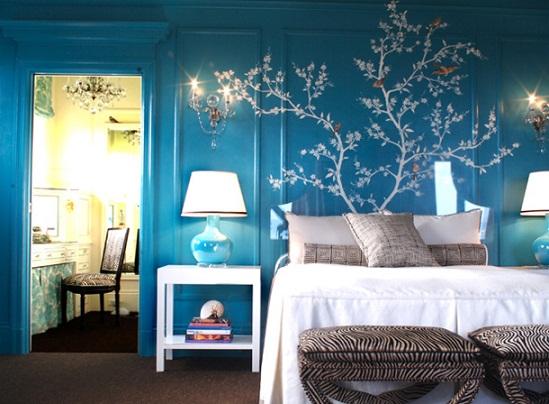 Fransız tarzı yeni sezon 2013 tasarımlı yatak oda takım model