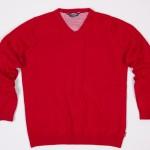 kırmızı lc waikiki erkek kazak modeli