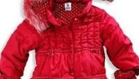 Kışlık Kız Çocuk Mont Modelleri