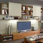 kapaklı  2013 lcd tv ünite sehpa modeli