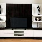 lakeli modern tv ünite modeli