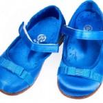 mavi panço marka kız çocuk ayakkabı modeli