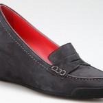 nita füme renkli hotiç bayan ayakkabı modeli