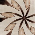 rüzgar gülü desenli yün kabarık bahariye halı 2013 modelleri