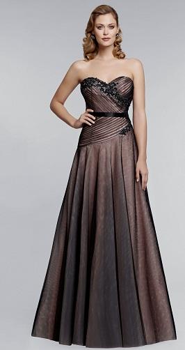 süper gece abiye elbise modelleri