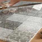 sanat tema koleksiyonu gri halı modeli