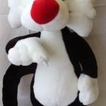 silvester peluş oyuncak hediyelik modeli
