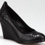 siyah deri süper 2013 hotiç bayan ayakkabı modeli