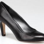 siyah erie hotiç bayan ayakkabı modeli