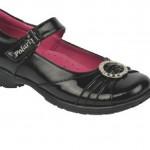 siyah polaris kız çocuk ayakkabı modeli