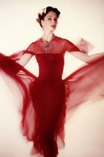 bolerolu şık 2013 kırmızı abiye elbise tasarımları modelleri