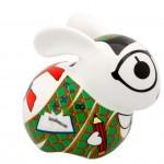 tavşan şekilli kumbara hediyelik eşya modeli