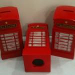 telefon kulubesi kumbarası hediyelik eşya modeli
