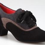 tiva süet hotiç bayan ayakkabı modeli