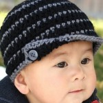 yeni erkek çocuk bere şapka modeli