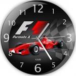 yeni formula 1 duvar saati modeli