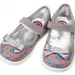 zarif füme panço marka kız çocuk ayakkabı modeli